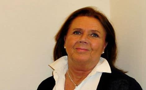 Eva-Lill Giesecke, diplomerad organisationskonsult